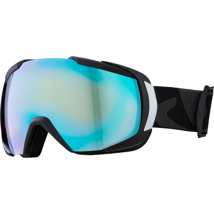 Ski The Giro Onset Goggle has the widest peripheral vision of any goggle today, so you'll be able to see if your buddies are gaining on you. Chances are they won't bewith the Onset's spherical dual lens and Carl Zeiss optics, your hawk-like sight will have you going Mach 5. - $149.95