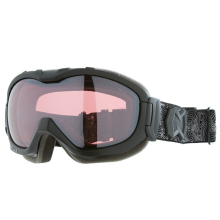 Ski You don't have to be from Oklahoma or have been born between 1946 and 1957 to rock the Native Eyewear Boomer Goggle; built for modern freeriders, these shred-worthy goggles ratchet up the style without dumbing down the tech. Boasting the same tech, optics clarity, and lens interchangeability that you'd expect from Native, the Boomer is sending shock waves everywhere it blows up. - $69.48