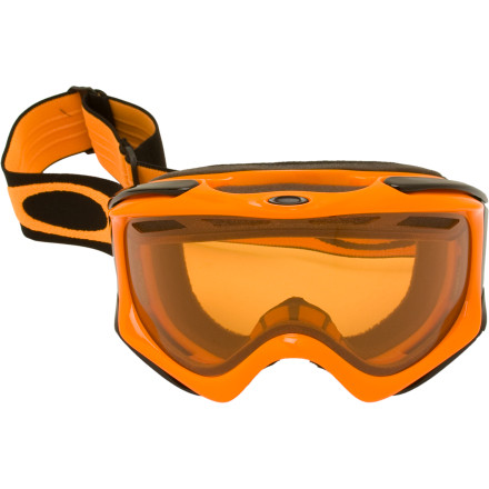 Ski For small to medium-sized faces, the Oakley Ambush Goggles give you a balanced and comfortable fit with or without a helmet thanks to articulating O Matter strap clips. Oakley gave the Ambush a dual-vented lens as well as an F2 anti-fog coating to eliminate cloudy build up when you're cutting turns in moist conditions. Triple-layer, moisture-wicking fleece foam keeps you comfortable until the lifts quit running. - $44.00