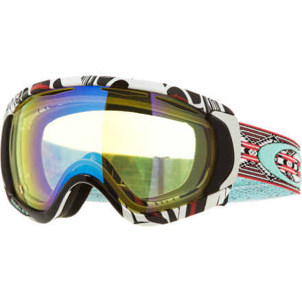 Ski No matter what type of rider you aspire to be, the oversized Oakley Danny Kass Signature Canopy Goggle can increase your field of vision and boost your style while you surf powder or crush the pipe all season. With the biggest frame to date, the Canopy lets you see more of the mountain while its superior Oakley optics ensure crisp vision. - $102.00