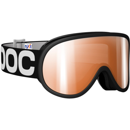 Ski You know that moment when you drop out of an open bowl into a powdery pocket in the trees and you end up blind just long enough to bury yourself under a tree' The POC Retina Photochromatic Goggles adapt to varying light to give you the perfect amount of shade. - $136.47