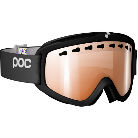 Ski See winter in a whole new light when you pull on POC's cream-of-the-crop Iris 3P Goggle. Unique lens technology uses partial polarization to block glare from reflective surfaces while still allowing you to differentiate between ice and snow when you're skiing, an important feature that's beyond the capability of most polarized lenses. A host of other frame and lens technologies ensure that you'll have crystal clear vision and an uninterrupted view of the mountain through storms or bright, bluebird weather. - $189.95