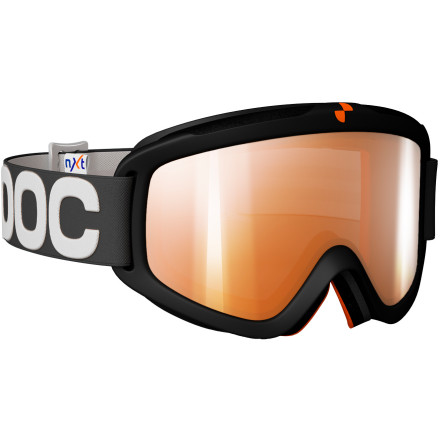 Ski If you're looking to take your riding to the next level, start by equipping yourself with the enhanced clarity provided by the POC Iris X NXT Goggle. The photochromic NXT lens adapts to changing light conditions so your vision remains crisp whether the sky is clear and sunny or dark with clouds. - $189.95