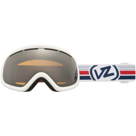 Ski You had never considered yourself a scientist or an astronaut-type person, but ever since you landed the Von Zipper Skylab Goggle, your anti-gravity research has taken on even greater importance in your life. Drop these goggles on your head and run some slope-style experiments. - $59.97