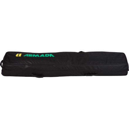 Ski Since the resorts have closed, hit up your Australian peeps, and roll through an endless winter with the Armada Anchorage Ski Bag. This large-and-in-charge bag has enough carry power for two sets of planks and poles, your ski boots, clothing, and other small ski essentials. - $199.99