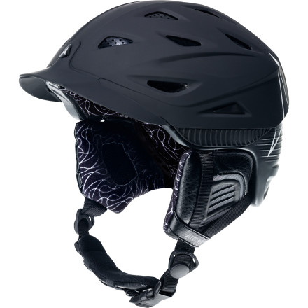 Ski The Atomic Xeed Ritual Helmet puts the kabosh on further cranial damage, because sacrificing brain cells pleases no oneait only makes you dumb. The Ritual is strong and light and has all-over venting. It's a no-brainer. - $119.99