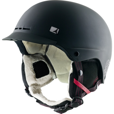 Ski The Atomic Troop Helmet is no-nonsense, because protecting your head shouldn't boggle your mind. A hard shell, venting, secure fit. Put it on, strap it up, ski. - $74.99