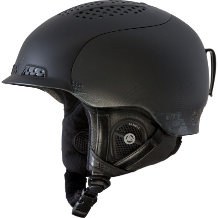 Ski A world away from the heavy brain buckets of old, the K2 Diversion Audio Helmet uses hybrid construction to provide lightweight protection as well as super-ventilated comfort and a built-in audio system. Tighten up this helmet's K2dialed Fit System and blast your tunes or answer can't-miss calls while you ride. - $119.96