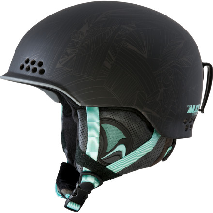 Ski For you ladies looking for a sleek, low-profile helmet, K2 stepped it up a notch with the Women's Ally Pro Audio. Its super lightweight design doesn't give you a giant balloon-head complex, and its Level 3 Baseline Audio System means you never miss a call or a beat. - $77.97