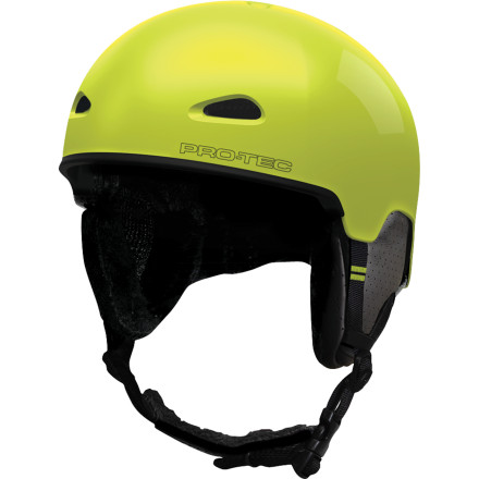 Ski The Commander is Pro-Tec's flagship snow helmet. It combines Pro-Tec's signature skate style with sophisticated, incremental venting that not only keeps your head cool, but also keeps your goggles from fogging. - $111.97
