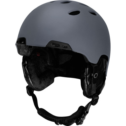 Ski With a ton of style and a ton of ventilation for both your head and your goggles, the Pro-tec Vigilante is setting a whole new standard for comfort and style in snow helmets. Finally, you can have all the ventilation and comfort of one of those dorky ski-dedicated helmets with the skate style of a Pro-tec. - $97.97