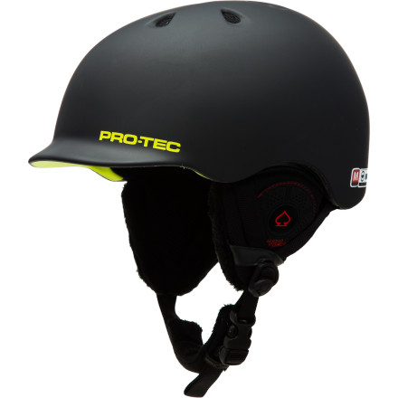 Ski Ever look for your sunglasses when they're sitting on your head' You may do the same with the Pro-Tec Riot Audio Force Helmet. It's so lightweight, you'll forget it's there; good thing the integrated audio system will remind you its whereabouts. - $90.97