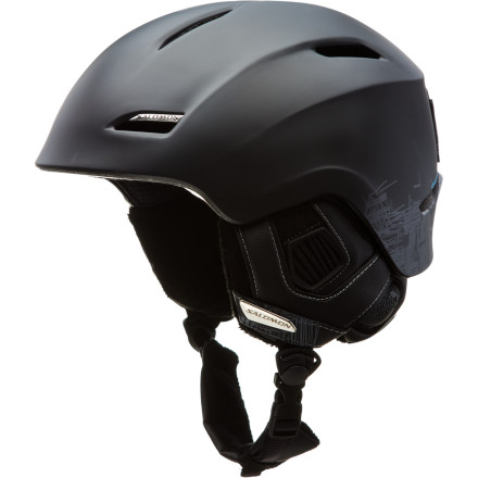Ski With plenty of ventilation and audio capability, the Salomon Phantom 10 Helmet allows you to shut out the rest of the world while you focus on the one thing that really matters, your turns. - $96.00