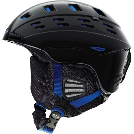 Ski With the Smith Variant Helmet, and your favorite pair of Smith Goggles, you'll be a slope-shredding machine. A low-profile fit without a brim makes it easy to put your goggles up on your helmet when you hike to the top of the Headwaters. The new Boa system lets you dial in a custom fit every time - $89.97