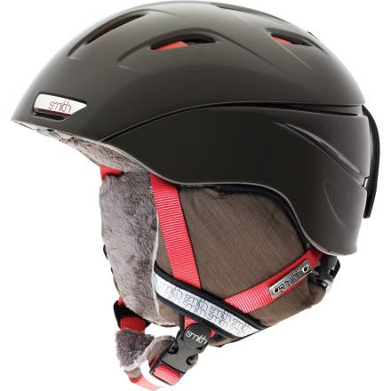 Ski Those dudes appear to be drooling over you and your Smith Intrigue Helmet. Yet they don't seem to want to touch your helmet (with its new Boa fit system) or even have an intelligent conversation with you about the overall impact of climate change on ski slopes. - $89.97