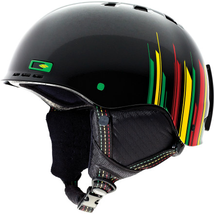 Ski Smith designed the Holt Helmet to protect your dome throughout the year. A convertible pad kit lets you skate into snowboard season and back out again with no brain trauma. - $35.97
