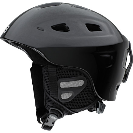 Ski The Smith Venue Helmet delivers an unheard-of feature list for its price. Adjustable ventilation and fit systems ensure maximum comfort in any climate for all head shapes, while the AirEvac2 system helps prevent overheating and foggy goggles. Removable SnapFit earpads let you upgrade to an audio system or go earpad-free during warm spring weather. - $44.98