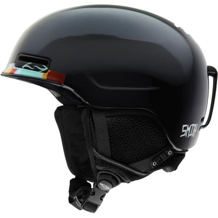 Ski The Smith Maze Helmet doesn't have a bunch of fit dials and doodads sticking out all overthis helmet is simply an ultralight, clean, minimalist brain bucket designed to protect your head so you can think about the next big drop, deep line, or S-rail ahead. - $59.97