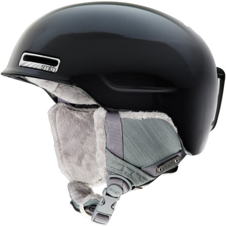 Ski The Smith Women's Allure Helmet provides plenty of protection without the added bulk and weight of many other helmets. Smith claims that the Allure is the world's lightest fully certified snow helmet. At 11.5 ounces, we believe them. - $59.97