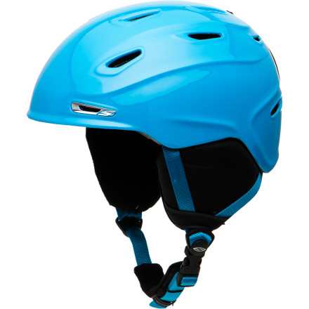 Ski From the first lift ride up to the final run down to the base, the Smith Aspect Ski Helmet's low weight, comfortable, adjustable fit and cooling vents keep you focused your riding. - $59.97
