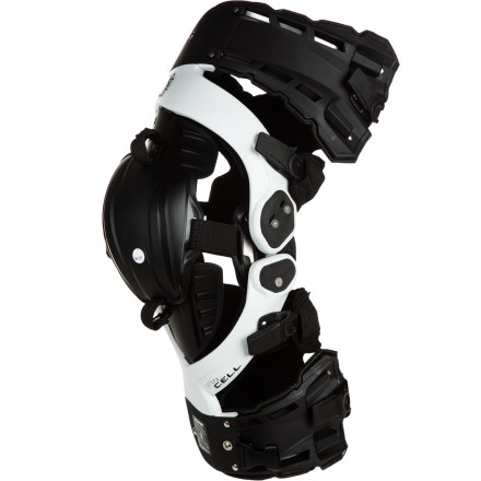 Ski Designed by a group of motocross riders with extensive backgrounds in the use of orthopedic devices, the Asterisk Ultra Cell Knee Protection System provides you with top-shelf knee protection for those times when going small isn't an option. Thanks to its unique design and Boa fastening system, the Ultra Cell lends a custom-like fit that helps minimize your risk of sustaining a knee injury while you charge down the mountain. - $384.95