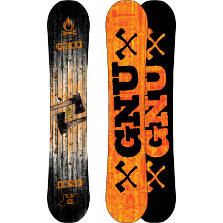 Snowboard The Gnu Rider's Choice C2BTX Snowboard has long been an archetype for what an all-mountain freestyle board should be. In fact, the Rider's Choice was navigating the whole mountain with freestyle-fueled fun before that term was even coined. Year after year, the RC continues to evolve and is now better than ever with the addition of Pickle technology to complement the C2-BTX camber and rocker profile. - $323.97