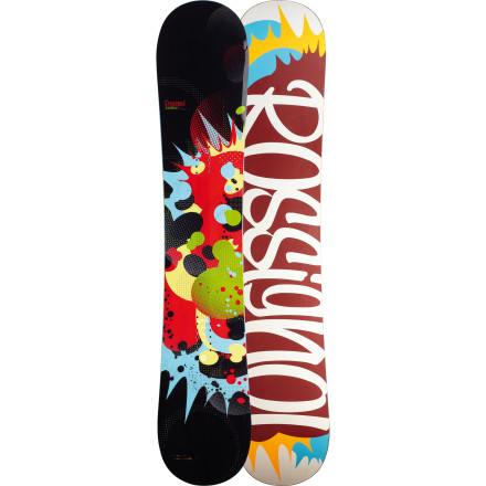 Snowboard Lay down the law all over the mountain riding the Rossignol Women's Justice Amptek Snowboard. Whether you'd rather be claiming first tracks off the ridge or punishing boxes and rails in the park, the Amptek All-Mountain hybrid profile is ready to acquiesce to your every whim. - $227.97