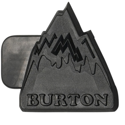 Snowboard The Channel Mat fits into the Channel plug on your 2011 Burton Snowboard to deliver extra low-profile traction. Two-position adjustability lets you dial in whatever position works best for you. - $11.12