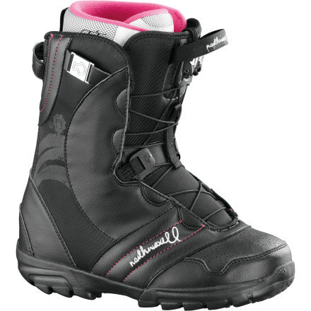 Snowboard The Dahlia SL Snowboard boot didn't become Northwave's best-selling women's boot year after year by accident. It features the Super Lace system so you can get your boots to the perfect tightness in mere seconds, it has a heel retention system that prevent heel lift for better response and reduced fatigue, and it has an Ultralight sole that shaves weight without sacrificing the cushioning and traction you want. Sounds like they were doing it on purpose to us. - $95.97