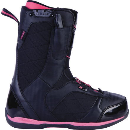 Snowboard Tired of fumbling with boot laces in the parking lot while your fingers turn to icicles' Want a pair of comfy, versatile boots without having to auction off a few vital organs' The Ride Mode SPDL Snowboard Boot addresses both of these irritating issues. - $101.97
