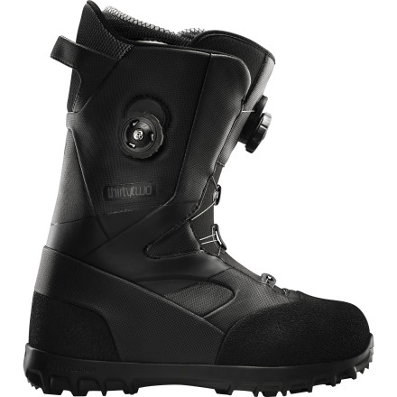 Snowboard The ThirtyTwo Focus Boa Boot is a perfect fit for the rider who plays out laps on his secret stash, makes his mark in the corduroy first, and closes out the day making the last lap through the rutted out park. With stiff lateral and medial support and lightweight materials, the Focus Boa has long been the first choice for avid riders looking to do it all. - $179.97