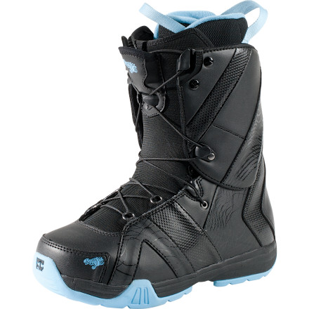 Snowboard Whether you're kicking back a relaxed day on the mountain or jamming on fast-paced laps between liftie shifts, Rome Women's Memphis Pureflex Lace Boot gives you the support, fit, and comfort you need. So drop into your run, pick your pace, and find your groove. - $99.98