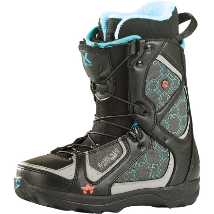 Snowboard The Rome Women's Bastille Pureflex Snowboard boot is so badass they have a holiday named after it in France. The Bastille comes complete with Rome's Pureflex Quad Lacing System, which allows you to tighten four lacing zones (that includes the liner) with a single pull for a perfect fit in a hurry. - $143.97