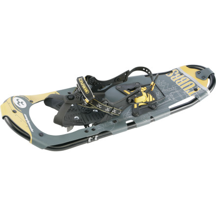 Snowboard Walking in the flats has started to get old, so take to the mountains in the Tubbs Women's Xpedition Snowshoe. This technical snowshoe is packed with features that will get you up and down more challengingand far more interestingterrain in comfort. - $160.97