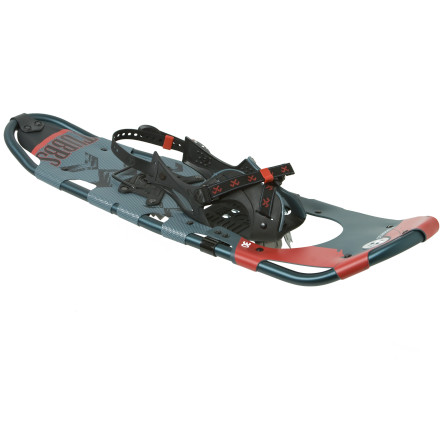 Camp and Hike Hit the trail or trek through the backcountry in your Tubbs Men's Wilderness Series Snowshoes, outfitted with the 180 Pro Binding System for convenience, comfort, and control. Tubbs designed the Wilderness snowshoes for easy entry, so you can get started on your adventure without delay. - $139.97
