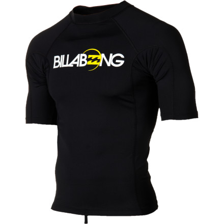 Surf If you're going to surf all day, every day, better pull on the Billabong Men's All Day Rashguard. Or take your chances with the sand-infused wax and menacing UV rays. Don't say you weren't warned. - $28.95