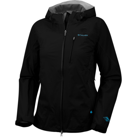 Fitness Attack the wide-open spaces in your local region or explore the entire globe with the true balance of protection and breathability in the Columbia Women's Tech Attack Jacket. - $142.46
