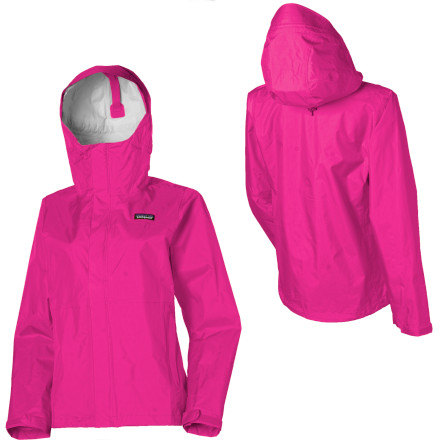 Fitness Be prepared for afternoon showers that interrupt clear skies on your summer hikes or fall downpours that plague backpacking trips with a lightweight, packable rain shell. The Patagonia Womens Torrentshell Jacket provides the waterproof protection and versatility you need for year-round rain protection. - $70.95