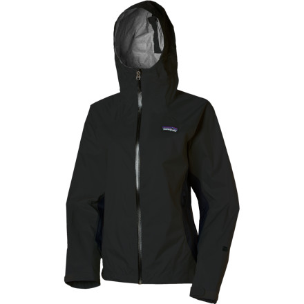 Fitness Those calm conditions could be a blessing or nature's disguise of what's to come. But it doesn't matter if you're on a multi-day trip in the hills, a mountain bike ride, ski tour, or weekend in a big city, the Patagonia Women's Rain Shadow Jacket is built to keep you dry during surprise storms. - $103.95