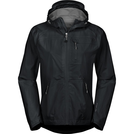 Fitness A little rain never hurt anyone, but a lot can sure dampen your bike commute. Luckily, The North Face Women's Pinehurst Jacket eliminates such trivial factors as torrential downpours from your concern. Built with proprietary HyVent 2.5-layer nylon, the Pinehurst also boasts a drop-tail hem for additional coverage when you're hunched over your two-wheeled steed. - $178.95