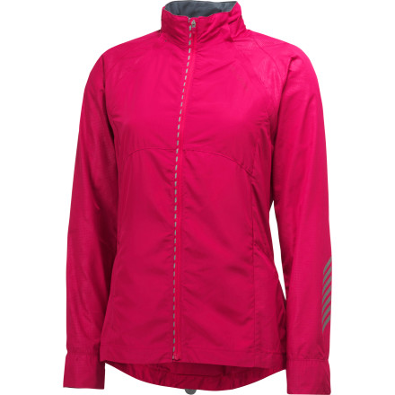 Fitness A cold, mountain wind can turn a sunny day into a freezing day in an instant. Protect yourself from the wind with the Helly Hansen Women's Windfoil Jacket so you can enjoy the sun without getting chilled by a cold breeze. - $79.97
