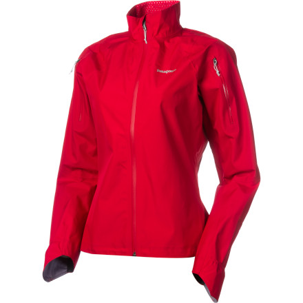 Fitness Nobody has really suggested an intervention yet, but people are starting to notice that the Patagonia Women's Light Flyer Jacket is enabling your running addiction. Now you can head out in just about any weather, thanks to the protection of the Light Flyer's Gore-Tex active fabric. - $167.40