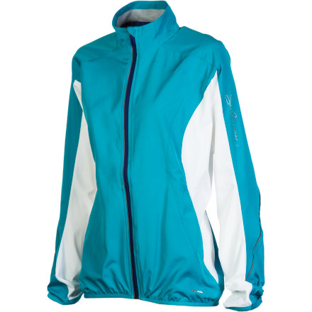 Fitness A can of soda weighs more than the Salomon Women's XR Jacket, and it's certainly not as good for your running as this jacket's wind-blocking fabric. Lightweight, highly packable, and capable of deflecting frigid wind before it robs your body heat, this jacket is the ideal companion for late-fall trail running or early-spring hiking. - $64.32