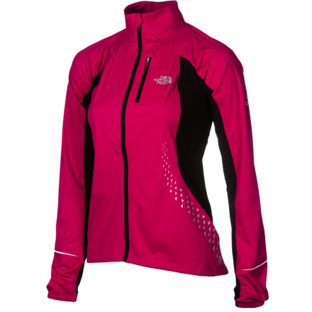Fitness When frosty the snowman looks more like a melting lump of snow, put on The North Face Women's Apex Lite Jacket and bust out your bike to run your daily errands. This wind- and water-resistant jacket features body-mapped ventilation and FlashDry technology to ensure you stay comfortable throughout your ride, hike, or run. - $90.97