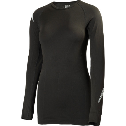 Fitness The Helly Hansen Women's Dry Revolution Top puts other techy baselayers to shame, thanks to its Lifa fiber technology, seamless construction, and comfortable fit. - $59.95