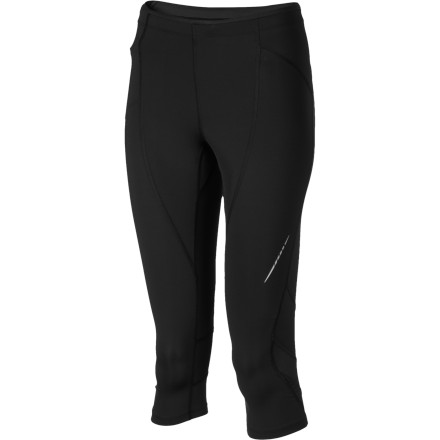 Fitness If you're serious about your running performance and comfort, you should seriously consider the Arc'teryx Women's Cita 3/4 Tights. Arc'teryx crafted these tights out of several ultralight fabric panels for a fine-tuned, tailored fit, with smooth seams and built-in mesh vents for extra comfort. The tights weigh in at a mere 180 grams (which is about as lightweight as tights can ever hope to get). And since the tights' Altavela stretch fabric dries in a flash and draws moisture away as you perspire, you can stay cool, calm, and collected with your eye on the prize. (I.e., being first to cross that finish line.) - $48.72