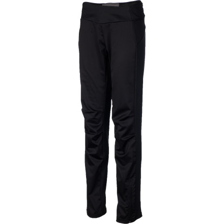 Fitness Run, hike, climb, and otherwise frolic outdoors in cool weather with the Outdoor Research Women's Centrifuge Pant. It's stretchy, lightweight, moisture-wicking, breathable, andthanks to strategically placed high-tech panelsresistant to wetness and wind. Oh, and it resists odor; not only will you love it, so too will everyone around you (you're welcome). - $76.97