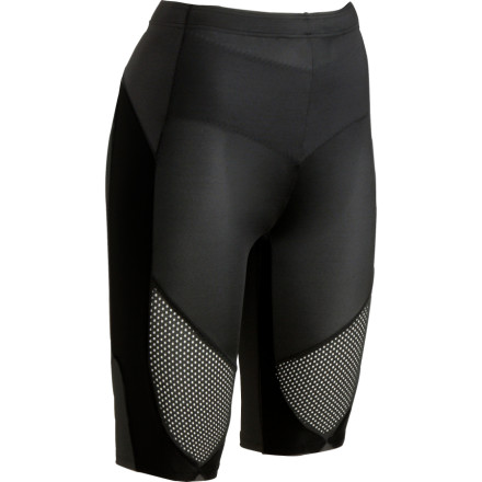 Fitness If youre looking for the famous CW-X support but dont want to cook on the trail in long tights, switch to the CW-X Womens Stabilyx Ventilator Short for cool, comfortable compression and stability. - $79.95