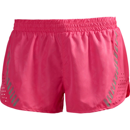 Fitness The Helly Hansen Pace Short has a Lifa moisture-management lining that wicks sweat away from your skin and a polyester shell that is comfortable and airy when you're pounding pavement or crushing trails. - $44.95