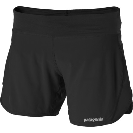 Fitness When you wear your Patagonia Women's Nine Trails Shorts, you turn into a fleet-footed ninja who can cover ground like you're airborn. Slip into these shorts when you want a lightweight feel that will keep you flying. - $49.00